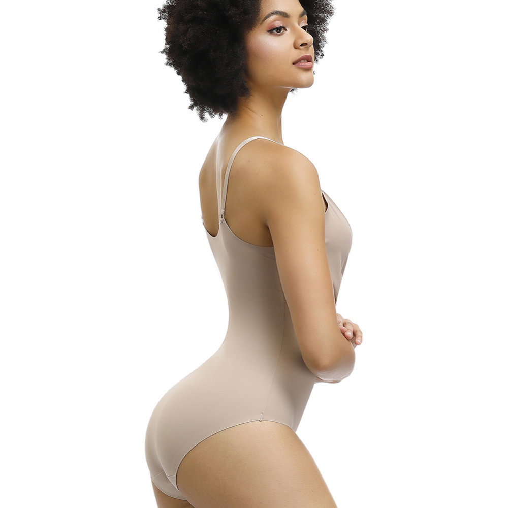 Adjustable Straps Body Shaper Panty