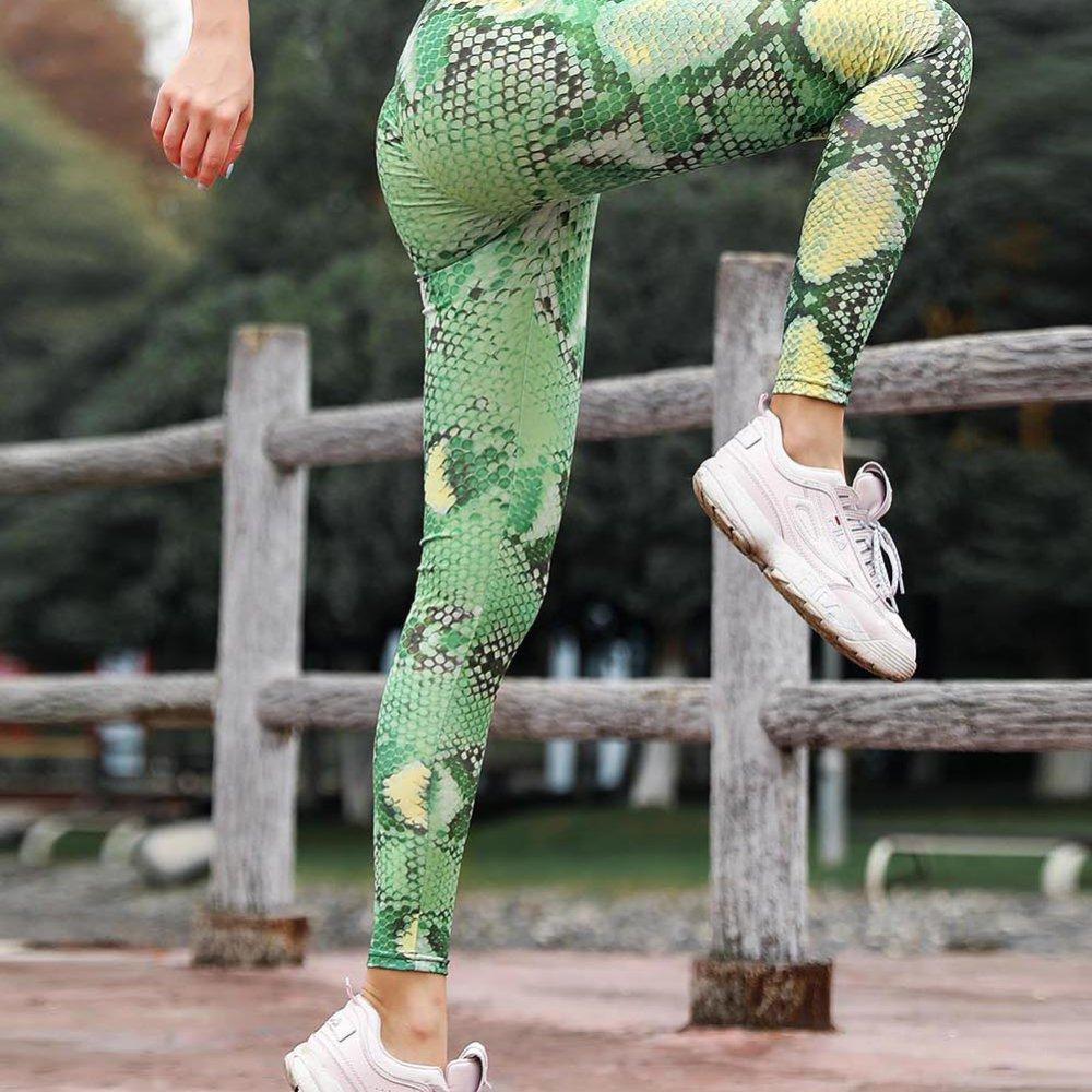 High Rise Hip Enhance Tights